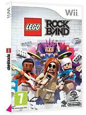 LEGO Rock Band - Game Only (Wii), Very Good Nintendo Wii, Nintendo Wii Video Gam