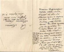 GASPARD DELAMALLE - AVOCAT - PREMIER BATONNIER DE PARIS (1811)