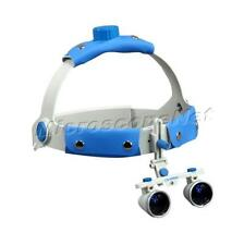 Headband Dental Surgical Binocular Loupes 3.0X/420mm