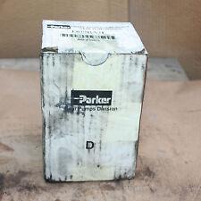 Parker Hannifin Corporation Gear Pumps Division D09BA2F Hydraulic Pump
