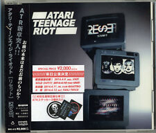 ATARI TEENAGE RIOT-RESET-JAPAN CD BONUS TRACK E25