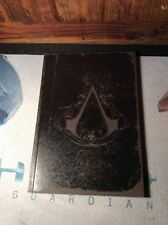 The Art Of Assassins Creed 3 Mini Artbook Notebook Collectors Edition