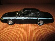 Custom Road Champs 1/43 Beaufort,SC Police Slicktop Ford Crown Vic Old Markings