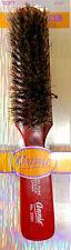 Annie Beard Brush Wooden Natural Boar Bristle Soft Club Woods Hair Brush  - 2091
