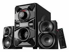 New Boytone Bluetooth 2.1 Home Theater Speaker System w/ FM,SD,USB,AUX & Remote