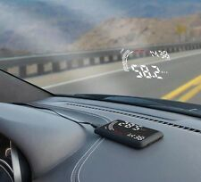 The Windshield Heads Up Display Projects Speed Data on Car Glass Non-Slip 87916