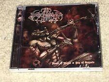 AVENGER Feast Of Anger / Joy Of Despair SEALED CD krabathor master's hammer torr