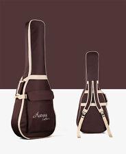 """NEW Folk Acoustic Guitar Gig Bag Soft Case Strap Backpack for 40"""" 41"""" Waterproof"""
