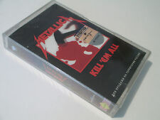 Metallica - Kill 'Em All (Cassette) Universal Music Russia SEALED