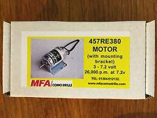 AMF re-380 moteur dc à 3 poteaux inc mount (457re380)
