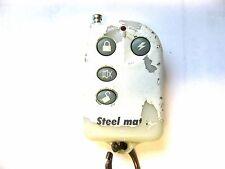 Steel Mate aftermarket controller clicker keyfob alarm beeper transmitter keyfab