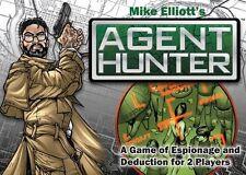 AEG: Mike Elliott's Agent Hunter Card Game (New)