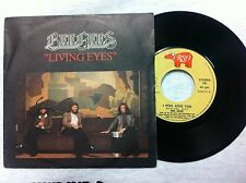 45 GIRI VINILE BEE GEES  LINGIN EUES/I STILL LOVE YOU NUOVO D'EPOCA