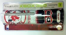 8 Wholesale lot of NEW Official Boston RED Sox  MLB Faceplate  for XBOX 360