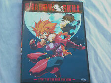 Shadow Skill DVD 1 Disc 4 Episodes Kingdom of Kuruda Fight for the ones you Love