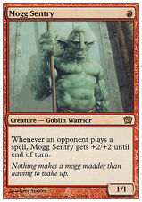 MTG MOGG SENTRY - SENTINELLA MOGG - 9TH - MAGIC