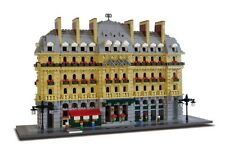 LEGO Hilton Paris Opera Hotel Luxury Set Limited Edition 500 (2503pcs) 10182