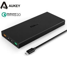 [ Quick Charge 2.0 ] Aukey AiPower 16000mAh External Battery Powerbank