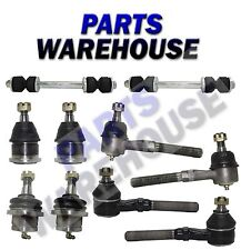 Front Suspension Kit 10 Piece-1997-2004 Ford Expedition F-150 10 Year Warranty