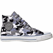 CONVERSE SCHUHE ALL STAR CHUCKS 8,5 EU 42 LIMITED EDITION CAMOUFLAGE GRAU