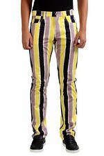 "Versace Collection ""Trend"" Men's Multi-Color Jeans US 32 IT 48"