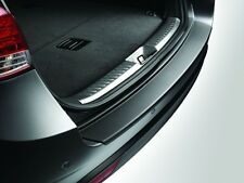 Genuine Hyundai i40 Tourer Rear Bumper Protector - Made in a Moulded Plastic