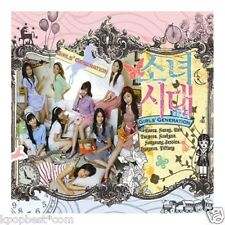 SNSD Girls' Generation - Into The New World (1st Single Album) CD+ Gift Photo
