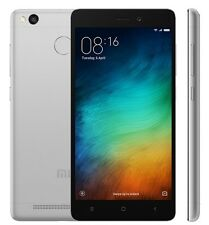 XIAOMI REDMI 3S Prime 3+32GB Gray Versione Europea 4G LTE B20:800