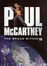 Paul McCartney : The space within us (DVD)