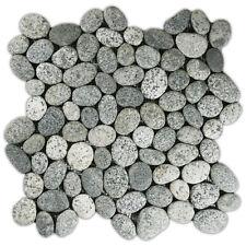 Speckle Pebble Mosaic wall floor tiles ( sample ) for internal & external floors