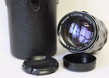 Super Takumar  135mm f3.5 Telephoto Manual Prime Lens Pentax  M42 Excellent