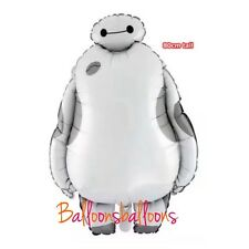 "Baymax Big Hero 6 32"" 80cm Super Shape Balloon Party Kids Birthday"