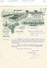 Dépt 79 - Niort - Superbe Entête d'un Fabricant de Matériel Agricole de 1915