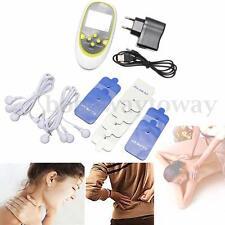 Elettrostimolatore Digitale Elettrico Massaggio Terapeutico Muscoli Relax Slim