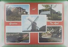 CPA Holland Ter Apel Windmill Moulin Molen Windmühle Molino Mill Wiatrak w392