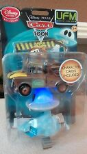 DISNEY Pixar Cars Toon UpM Unidentified Flying MATER 1:43 molto rara