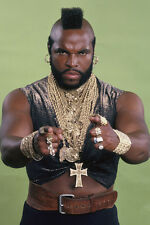 MR. T 24X36 POSTER PRINT CLASSIC FROM THE A TEAM