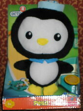 New in box Fisher Price Octonauts Peso plush toy doll  NIB