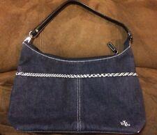 Vintage Ralph Lauren Women's Handbag Denin