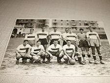 FOTO CALCIO 1939 SQUADRA AURELIO SAFFI GENOVA - TORNEO COPPA BREZZI