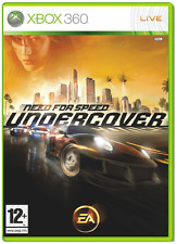 XBOX 360-Need for Speed Undercover ** Nuovo e Sigillato ** UFFICIALE STOCK Regno Unito
