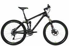 "2012 Trek Fuel EX 9.8 Mountain Bike 17.5"" MEDIUM Carbon Shimano XTR FOX"