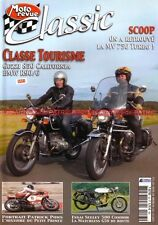 MOTO REVUE CLASSIC 23 RENE GILLET BMW R90/6 GUZZI 850 T3 SEELEY G50 PONS SPA