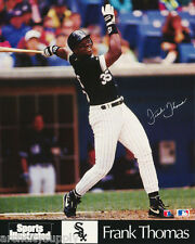 SMALL POSTER: MLB BASEBALL: FRANK THOMAS - CHICAGO WHITE SOX - #6545 LP51 Q