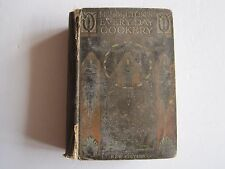 Mrs Beeton's Every Day Cookery 1907 NEW EDITION