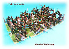 Zulu War 1879 - Married Zulu Unit x 32