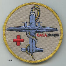 Patch opex,  CASA NURSE / GAO  , ( Ø 80mm. )
