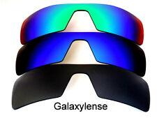 Galassia Lenti Di Ricambio Per Oakley Oil Rig nero & blu & verde Polarizzati