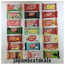 New KITKAT 21 Flavors-ASSORTED Wasabi,Rum,Chili FREE SHIPPING from TOKYO, JAPAN