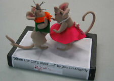 "*NEW* CLOTH DOLL (E-PATTERN)  ""RAGTIME RATS"" BY SHARON MITCHELL"
